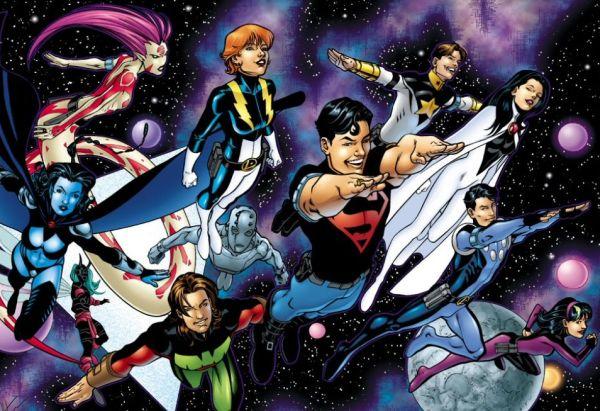 Rumor: Warner Bros Interested to Develop 'Legion of Superheroes' Movie