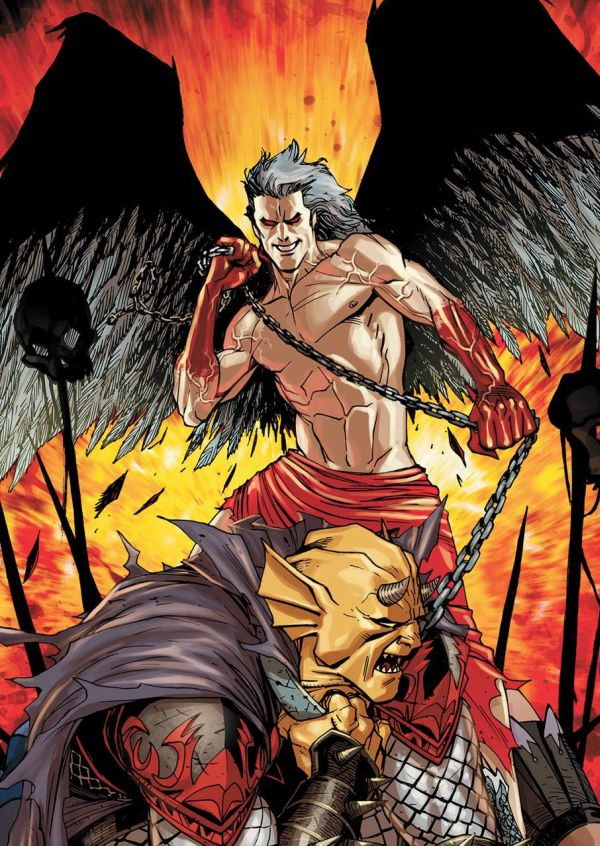 'Lucifer' DC Comic Book TV Adaptation in the Works