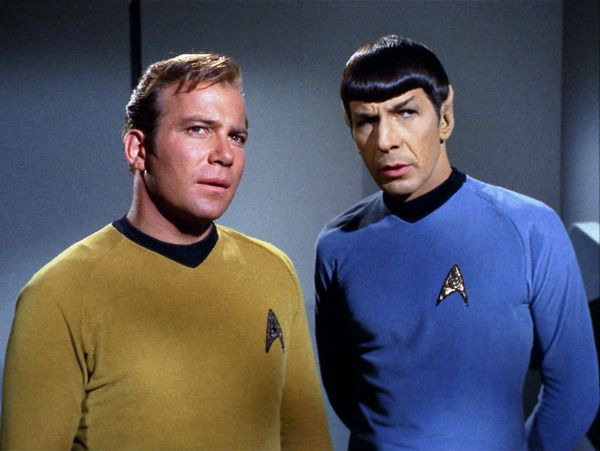 Rumor: 'Star Trek 3' to Reunite Leonard Nimoy and William Shatner
