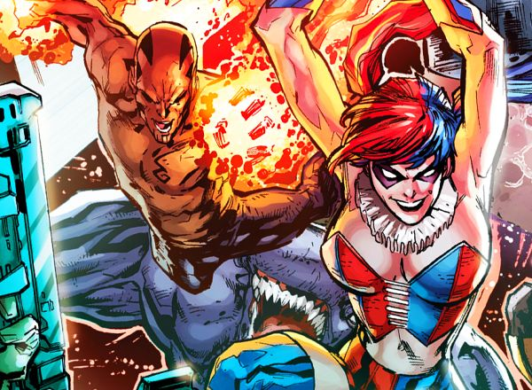 DC's 'Suicide Squad' Movie Moving Forward, David Ayer Eyed to Direct
