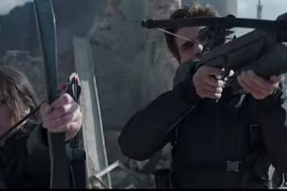 First Full Trailer Released for 'Hunger Games: Mockingjay, Part 1′