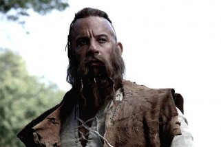 More Bearded Vin Diesel Photos for 'The Last Witch Hunter' Released