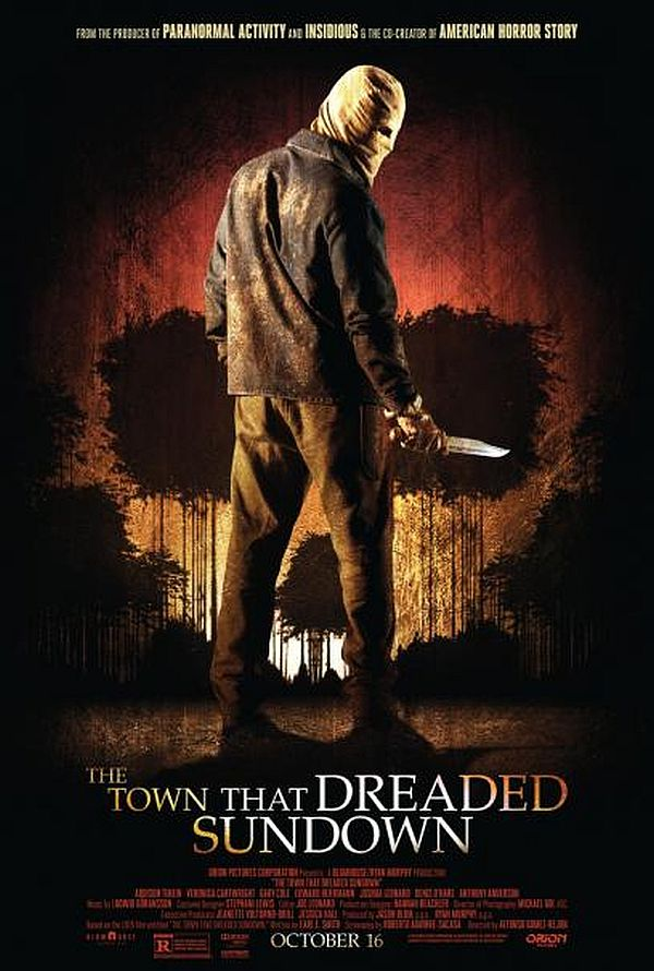 'The Town That Dreaded Sundown' Poster