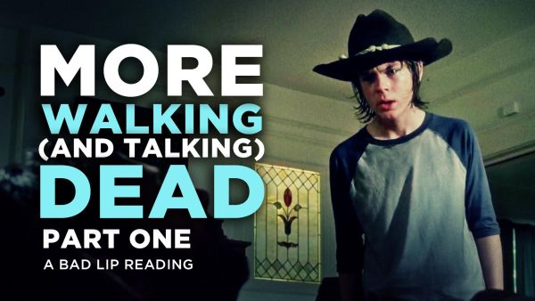 Bad Lip Reading is Back with a Walking Dead Season 4 Edition