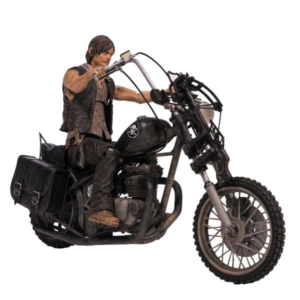'The Walking Dead' Daryl Dixon Action Figure Set is a Must Have