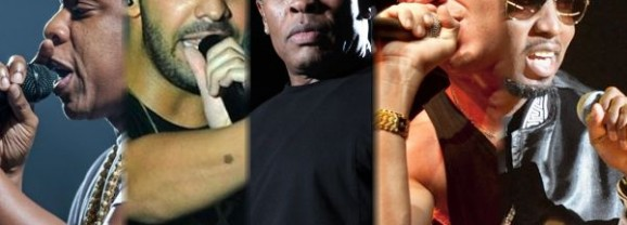 Top 10 Highest Paid Hip-Hop Artists in 2014