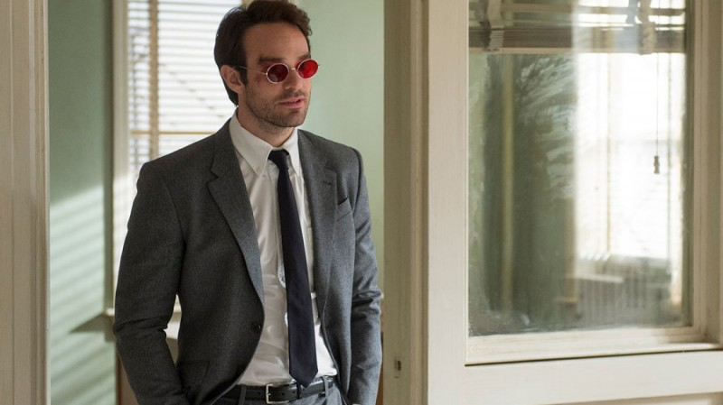 First Trailer for Marvels Daredevil Released
