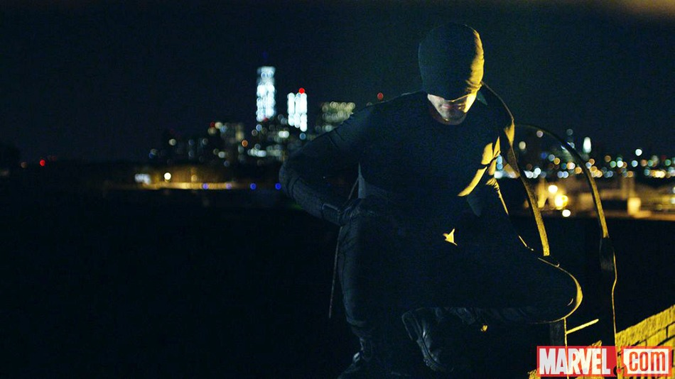 First Daredevil Series Footage Shown at NY Comic Con