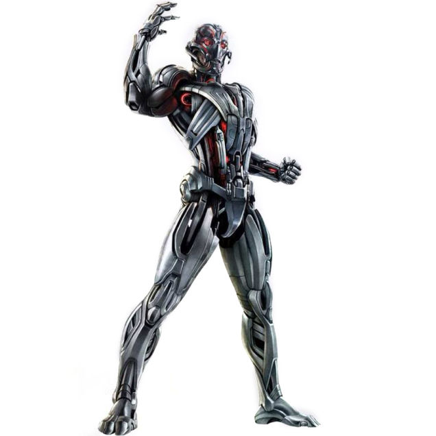 Here's Our First Full Body Image Of Ultron