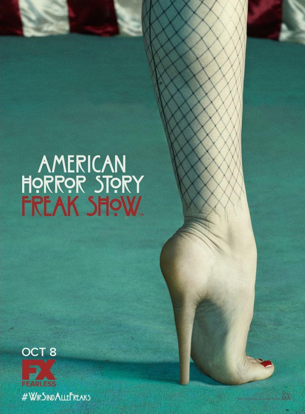 'American Horror Story' Season 4 'It's set in 1950'