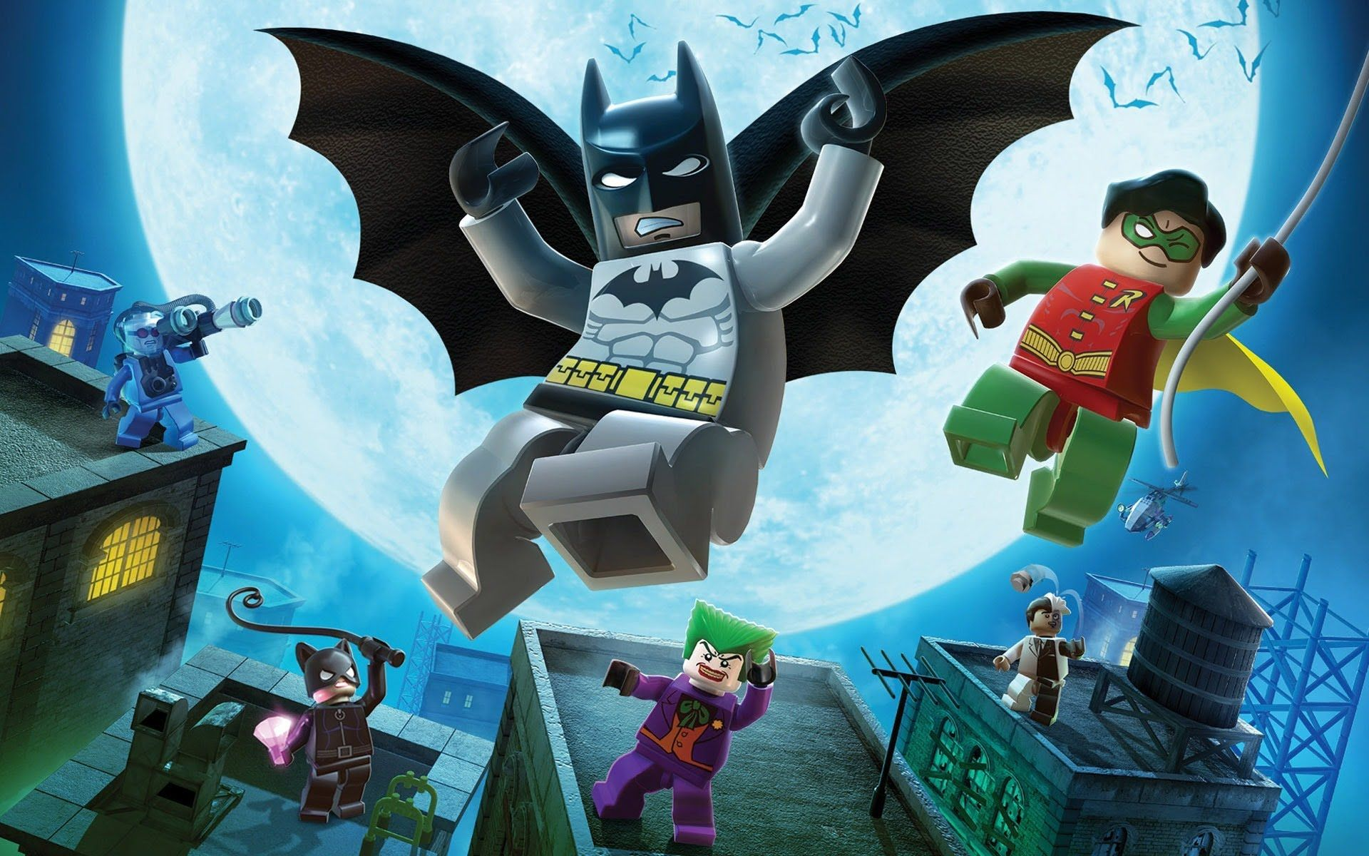 Lego Batman Movie in Development