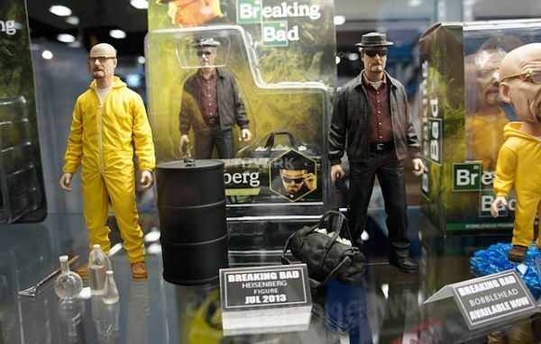 Toys R Us Remove 'Breaking Bad' Dolls After Mom's Petition