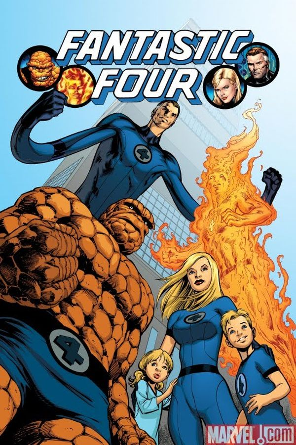 Is Marvel Planning to Cancel the 'Fantastic Four' Comic Book Series?