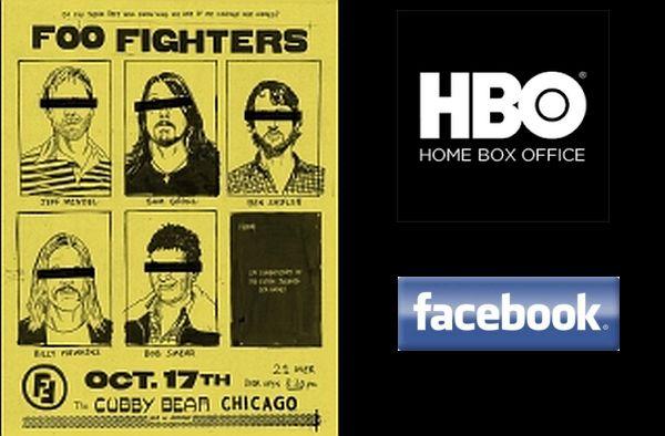 Free Foo Fighters Livestream Concert on Facebook October 17!