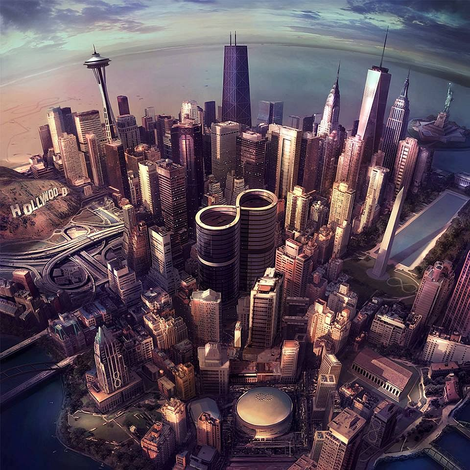 Foo Fighters Debut New Single 'Something From Nothing'