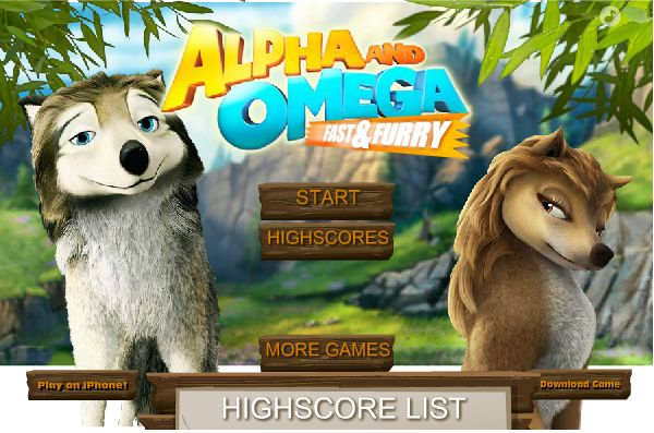 Free Online Game: Alpha and Omega