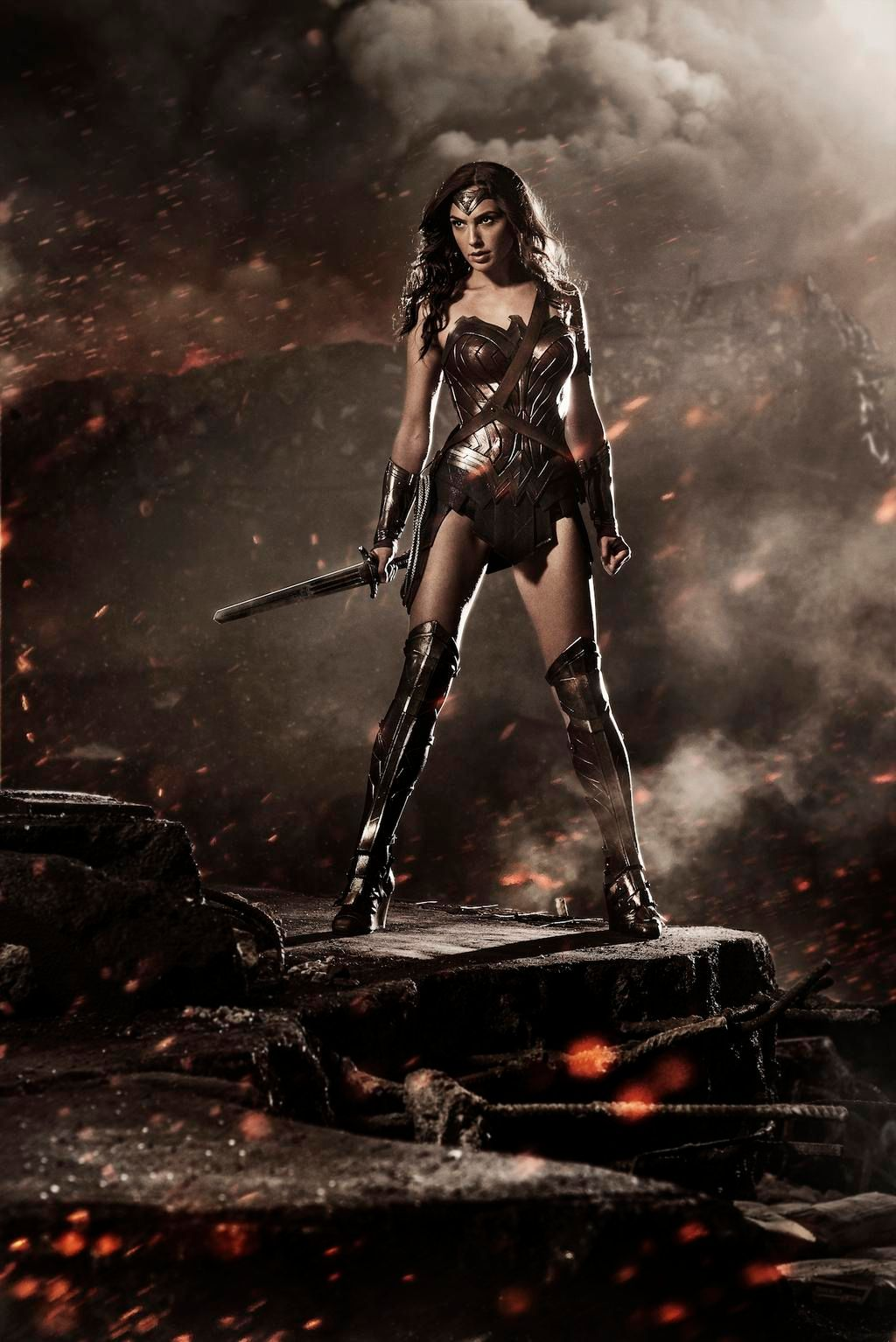 Wonder Woman's Origin in 'Batman v Superman' Revealed