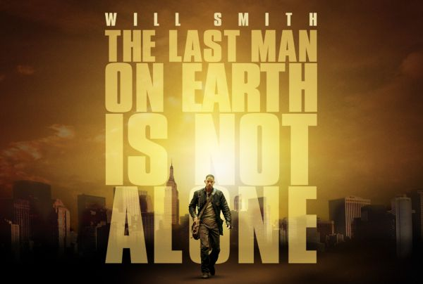 Warner Bros is Rebooting Will Smith's 'I Am Legend'