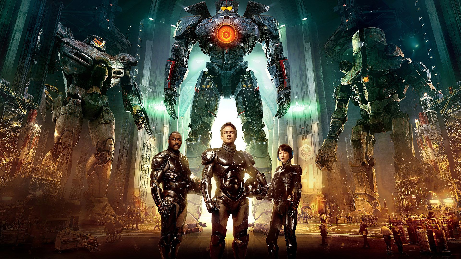 Guillermo Del Toro Says 'Pacific Rim 3' Is a Possibility, Provides Updates for 'Pacific Rim 2'