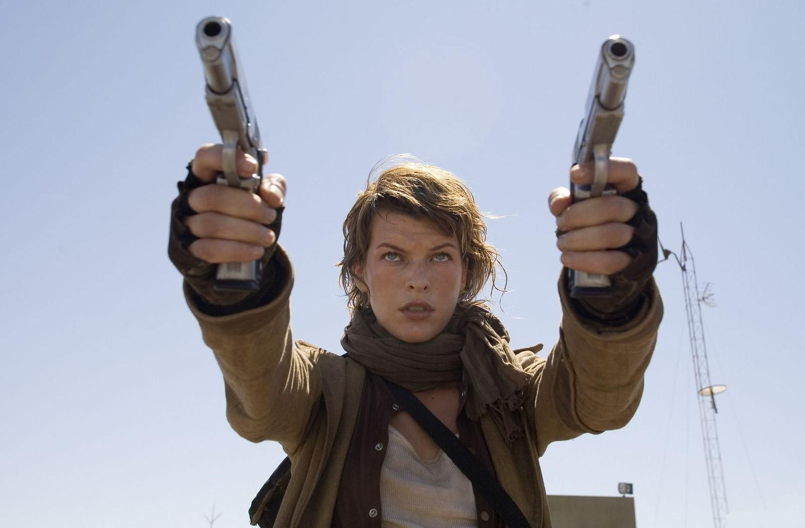 'Resident Evil' TV Series In Development