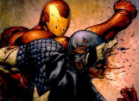 Robert Downey Jr Joins Captain America 3 in Iron Man vs Cap Civil War Storyline