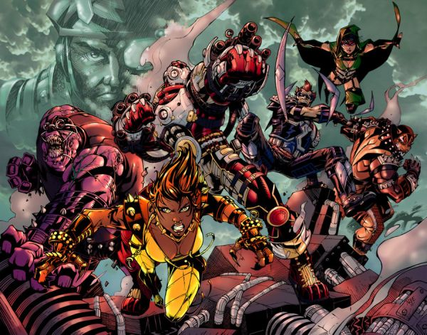 'Suicide Squad' Set To Be 'Dirty Dozen With Supervillains'