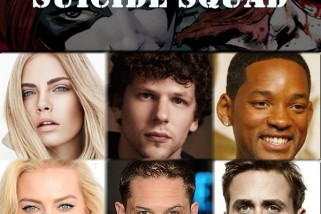 Rumor Watch: Suicide Squad Casting Update