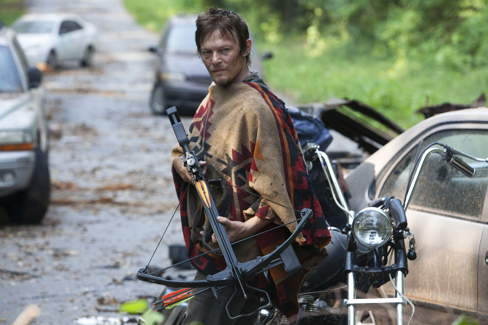 'The Walking Dead' Season 5 Smashes Ratings and Piracy Record