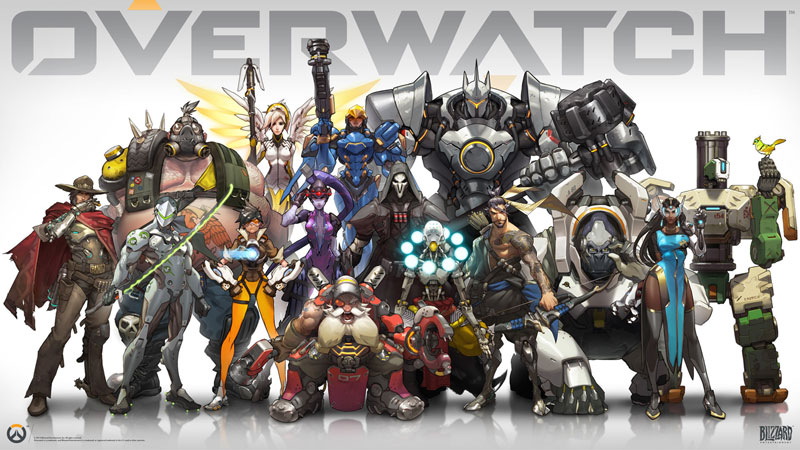 Blizzard Overwatch Wallpaper