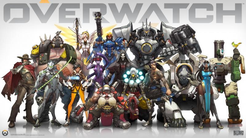 Blizzard Overwatch Wallpaper