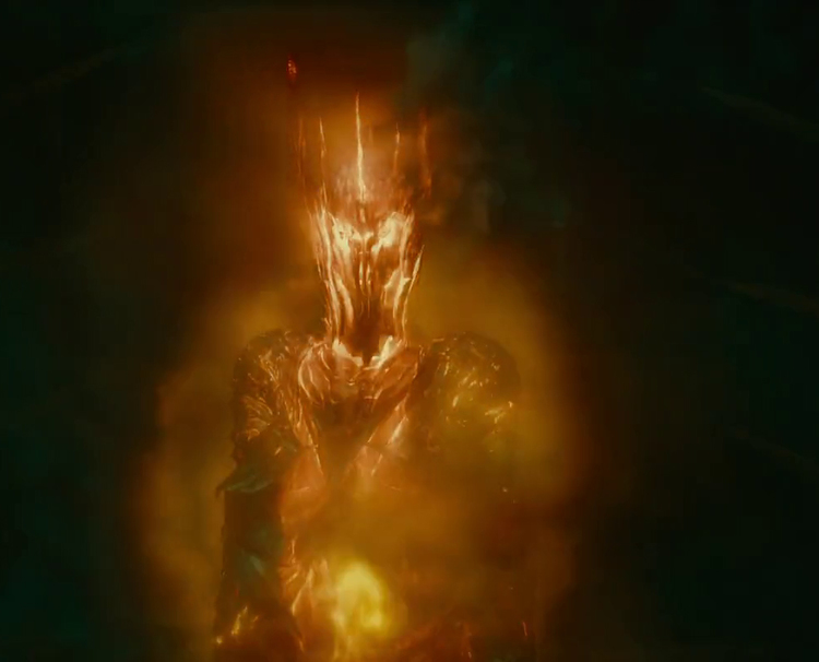 This is Sauron in The Hobbit The Battle of the Five Armies ... Necromancer Hobbit Desolation Of Smaug