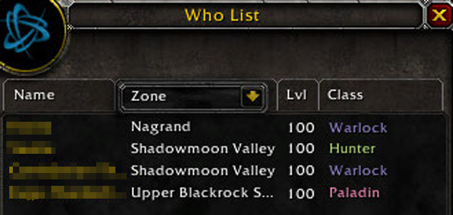 Warlords of Draenor 1