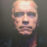 New Photo of Arnold Schwarzenegger as the T-800 in Terminator Genisys