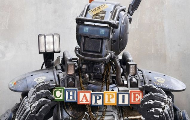 First Trailer For Chappie From District 9 Director Neill Blomkamp
