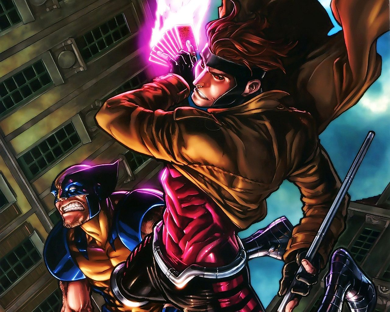 'Gambit' Solo Movie Confirmed With Channing Tatum Attached