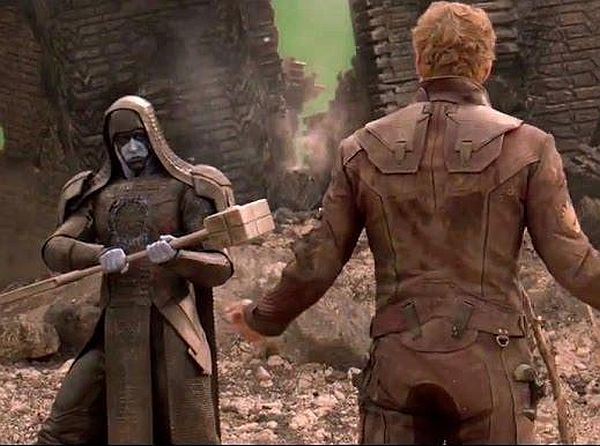 Blooper Clip: The 'Guardians Of The Galaxy' Dance-Off That Should Have Happened