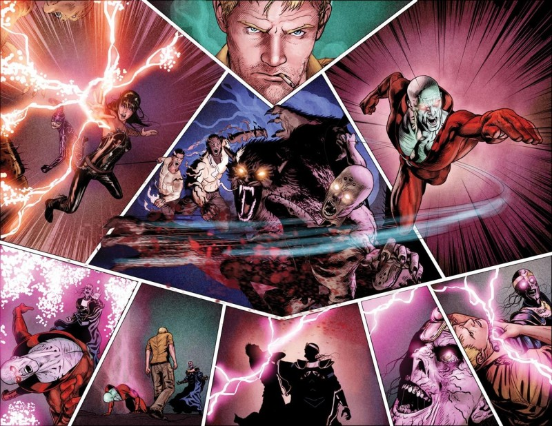 Guillermo del Toro Says 'Justice League: Dark' Script Is Finished