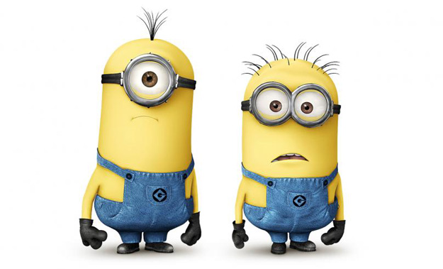 Official Minions Trailer Released