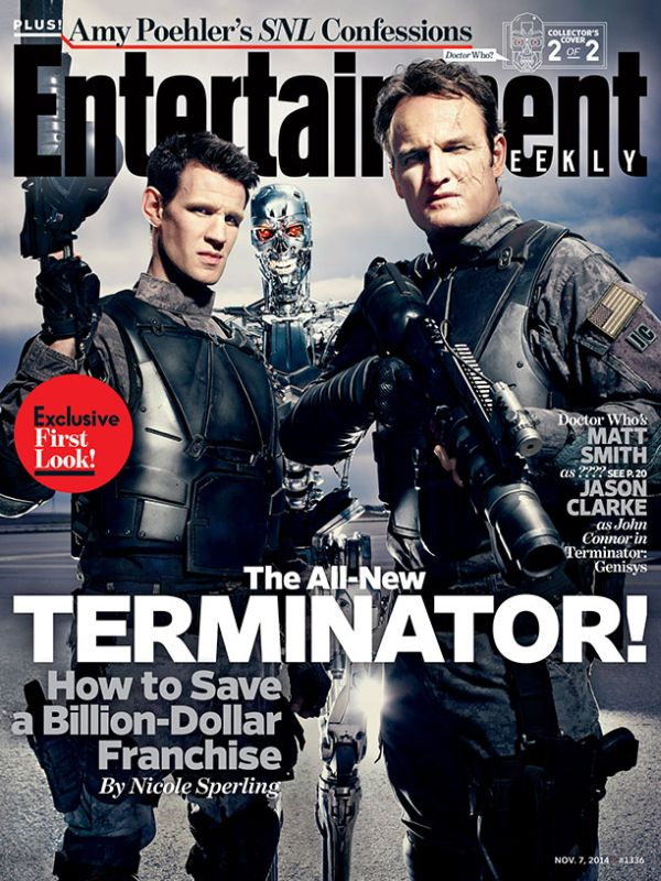 First Look PLUS Plot Revealed for 'Terminator Genisys'