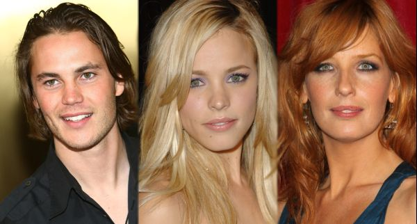 Taylor Kitsch, Rachel McAdams and Kelly Reilly Join 'True Detective
