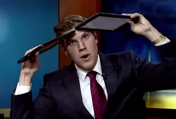 Warm Up to Friday With This News Anchor Dancing To T.I.'s 'Where They At Doe'