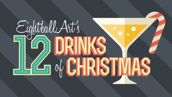 The 12 Drinks Of Christmas Infographic Will Save The Festive Season