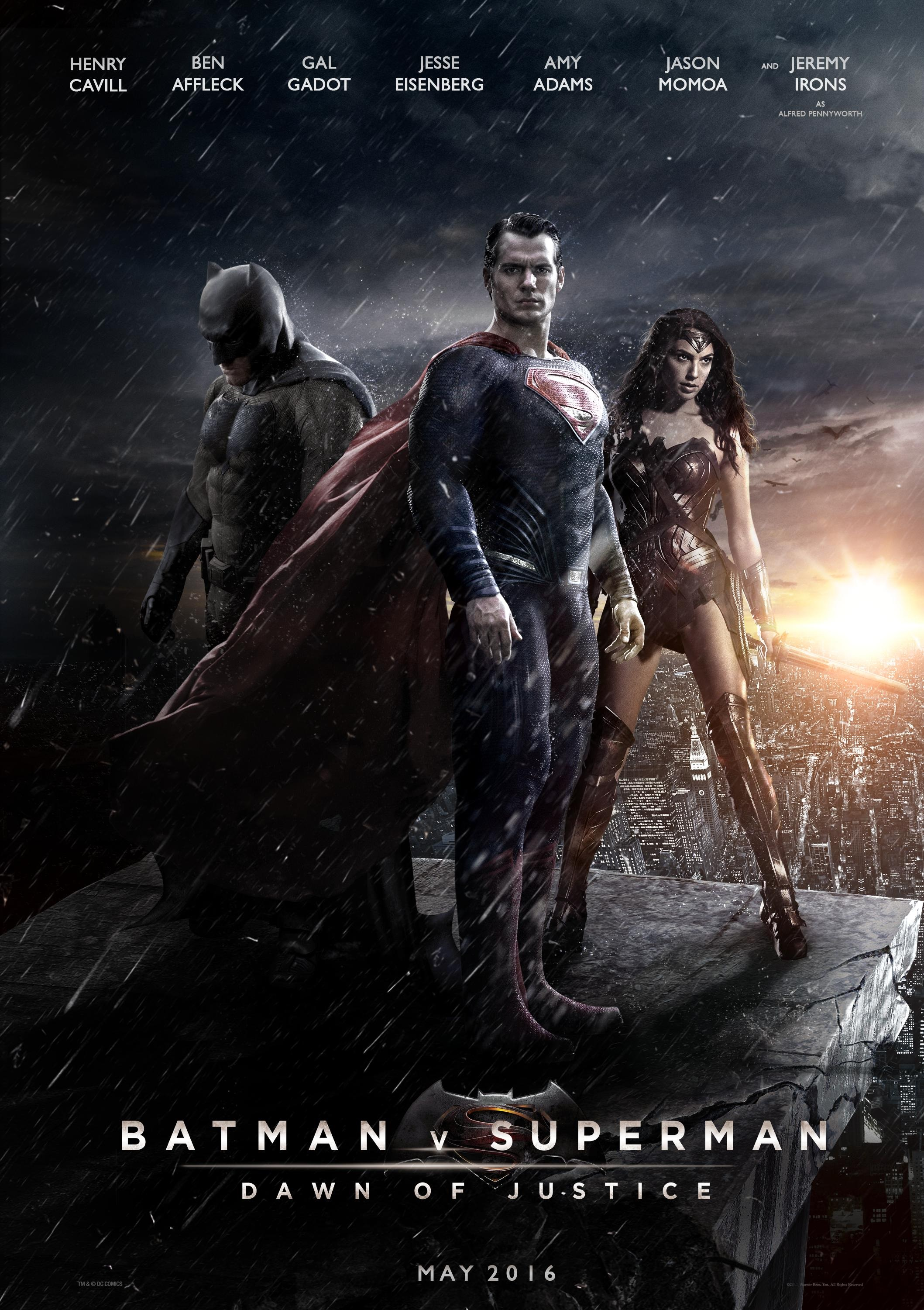 'Batman v Superman: Dawn of Justice' Possible Character Death Revealed