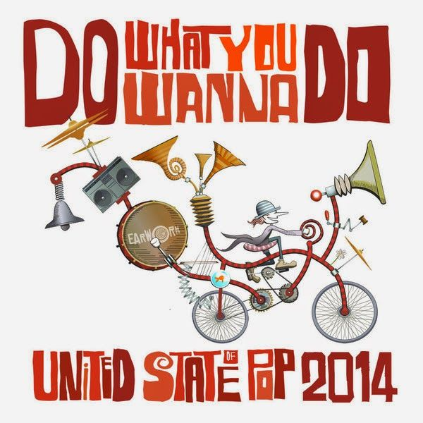 DJ Earworm's 'United State of Pop 2014' Has Been Unleashed