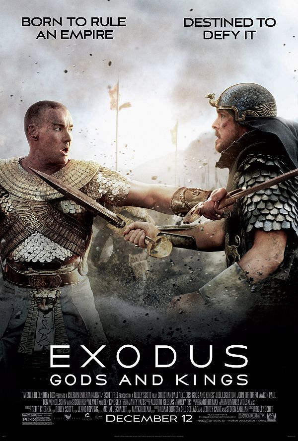 'Exodus: Gods and Kings' Rule The Box Office