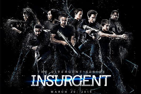 First Full Trailer for 'The Divergent Series: Insurgent' Released