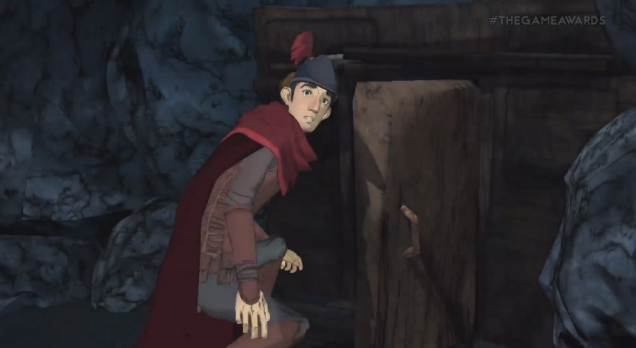 First Video Trailer For The New Kings Quest Game