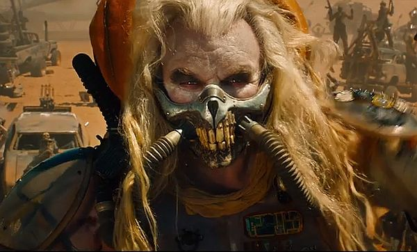 Crazy Action Packed Teaser Trailer Released for 'Mad Max: Fury Road'