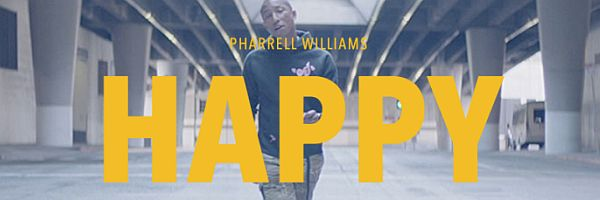 """Happy"" – Pharrell"