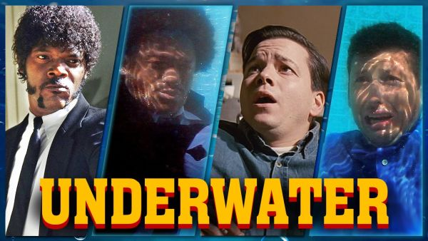The Pulp Fiction Underwater Remake is What Pulp Needed
